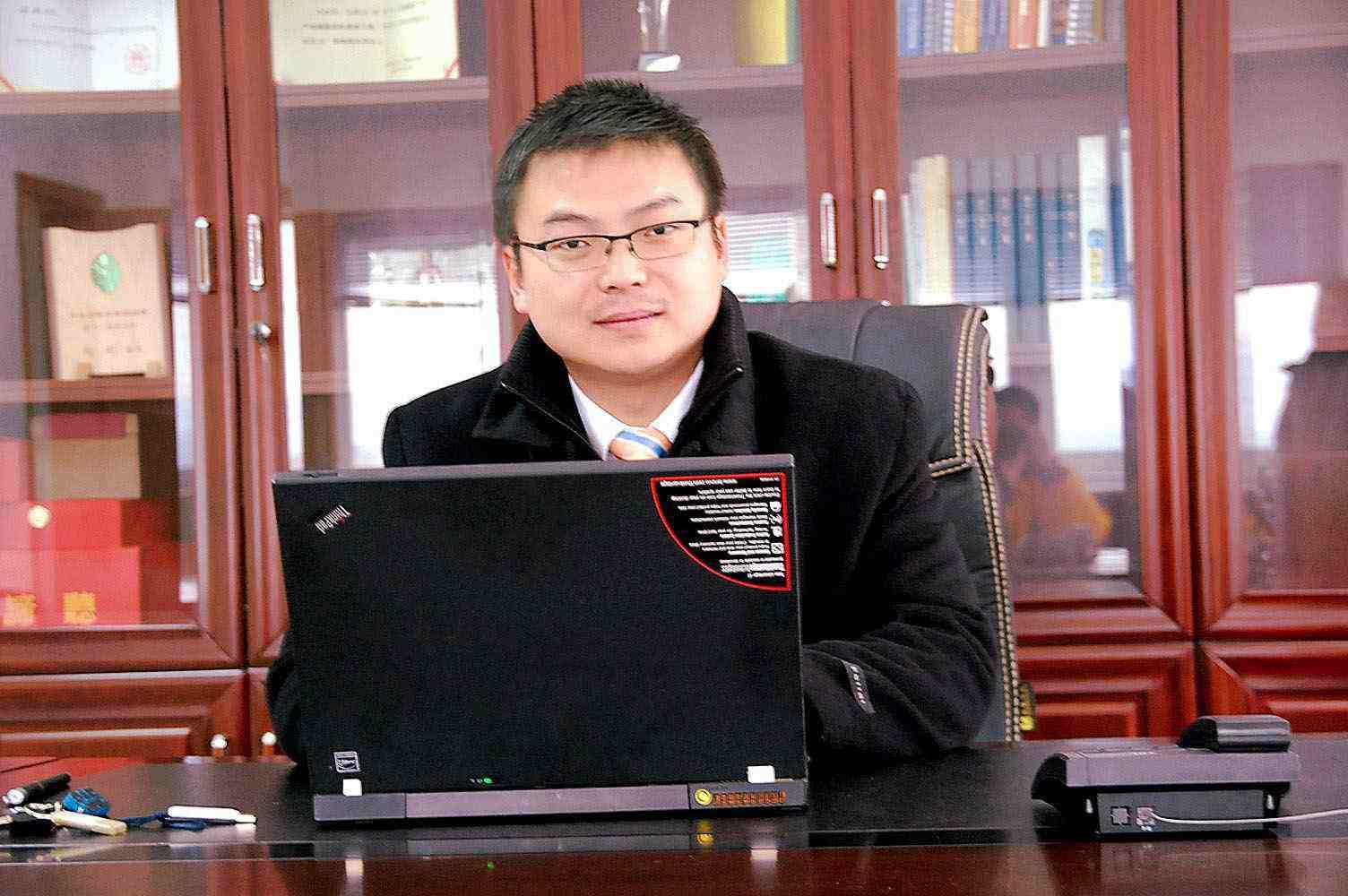 安徽艾可蓝节能环保科技有限公司董事长刘屹